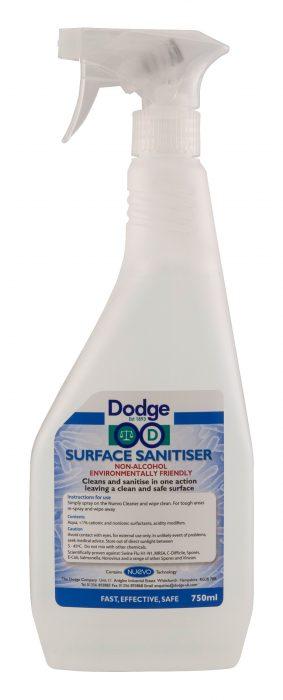 Oberflächen Desinfektions-Spray Neutral
