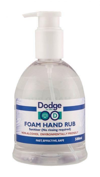 Hand Reinigungsschaum