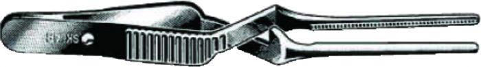 Klemme – Dieffenbach, gerade, 10 cm