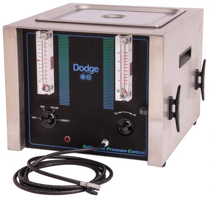 Embalming Maschine mit autom. Druckkontrolle
