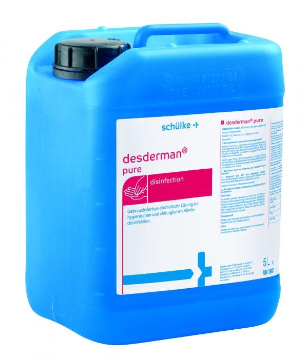 Desderman Pure, 5 Liter-Kanister