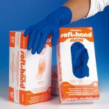 "Latex Handschuhe ""HI-RISK"", pf."